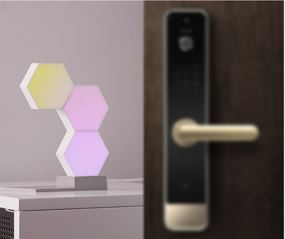 Pixel Color Changing Smart Wireless Control Lamp iOS Android