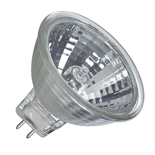 DC 24V 35W Halogen Light Bulb MR16 Spot Lamp Replacement 2 Pin GU5.3 Fitting