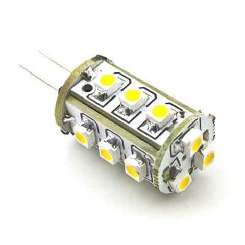G4 JC 1.5W 3528 LED Light Bulb G4 2 Pin Spot Home Halogen replacements