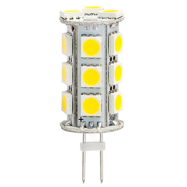 G4 jc ac dc 3 5w 12 volt to 24 volt led capsule light for Lampadine led 3 volt