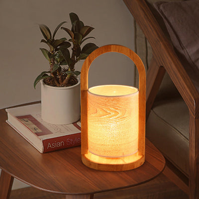 Wooden Arch Reading Lamp