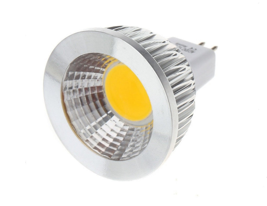 A Light Bulb That Saves Money Instantly ! - MR16 2W COB