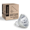 MR16 12 Volt Halogen Spot Light Bulb GU5.3 2-Pin I 10W 20W 35W 50W 75W I 6 Pack