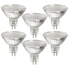 MR11 12 Volt Halogen Light Bulb Spot GU4 2Pin I 5W 10W 20W 35W 50W I 6 Pack