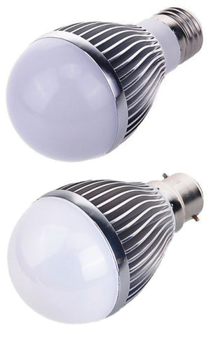 AC DC 24V - 60V 7W LED Light Bulb E26 E27 Lamp Low Voltage Battery System Lighting 24V 36V 48V 60V