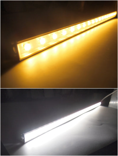 6W Light Tube Aluminum
