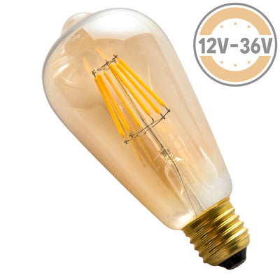 Classic Edison Shape Bulbs For Low Voltage Landscaping Lighting And Rv 12vmonster Lighting And More