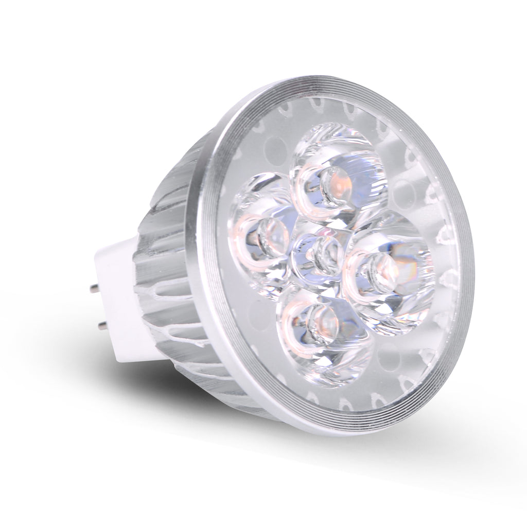 3 Watt 12 Volt Dc Light Bulbs : Ac dc volt watt led light spot bulb mr gu bi pin