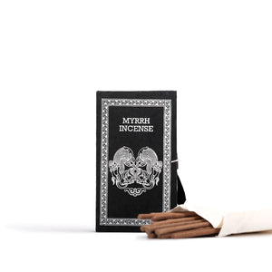 Natural Tibetan Incense Myrrh