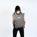 Grey Backpack