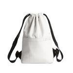 White Sackpack