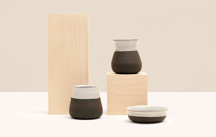 Ceramic Coffee Cups: A collaboration with Skye Corewijn