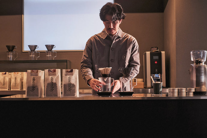 Representing Assembly: Approach Coffee (Seoul)
