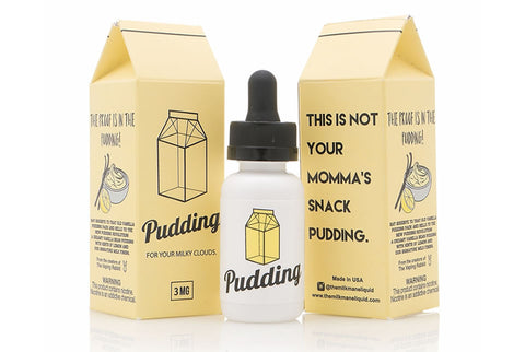 Pudding by the milkman 0% 30ml