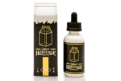 Heritage Smooth(tobakk) by Milkman - 60ml - 0-6mg