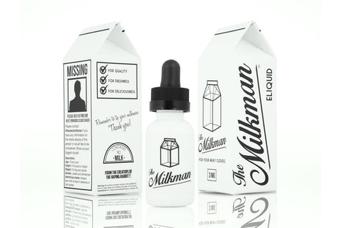 The Milkman by the milkman 60ml 0mg-6mg