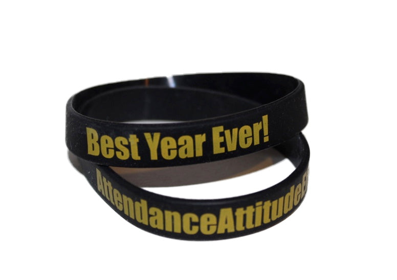 Best Year Ever! Wristband