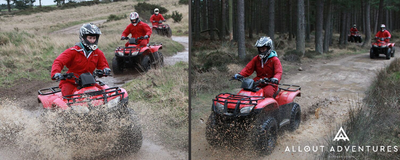 5 Reasons To Go 'All Out' Quad Biking In The North East