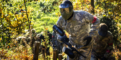 8 Reasons To Try Paintballing in 2020
