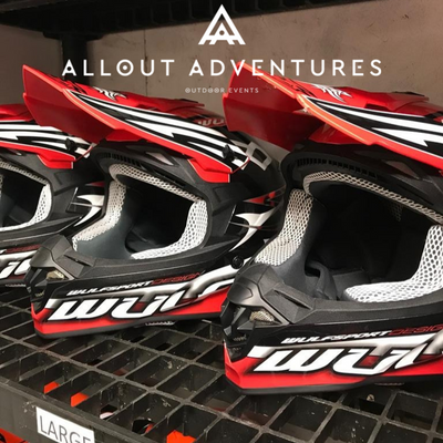 New Quad Biking Helmets