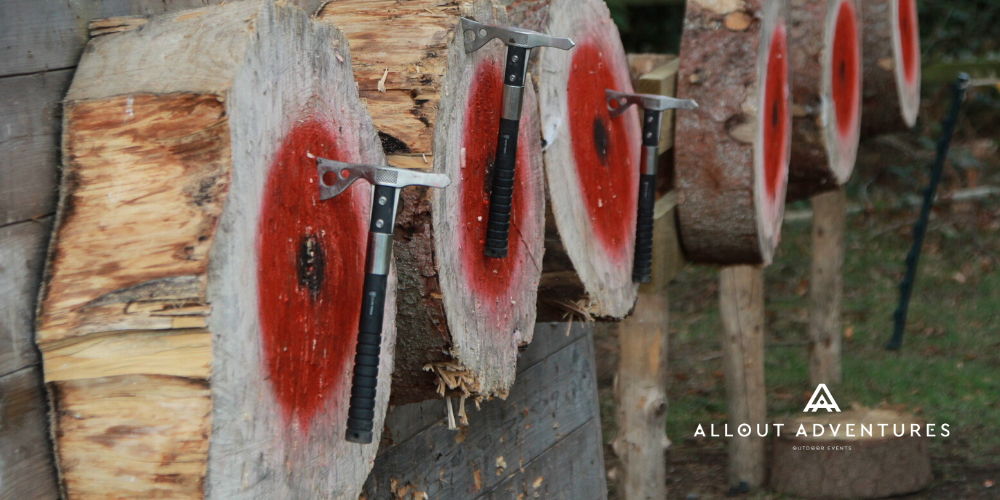 Axe throwing north east