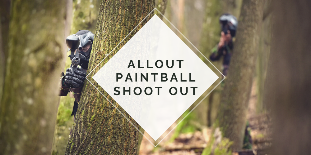 Paintball northumberland