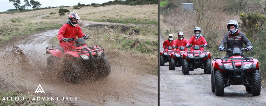 Quad Biking In The North East