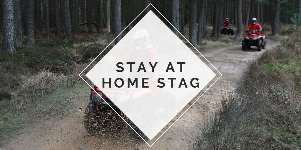 stay at home stag do