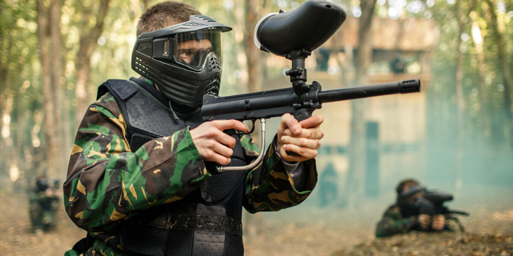 paintball north east