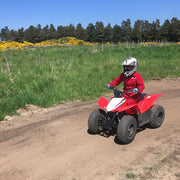 Kids Quad Biking