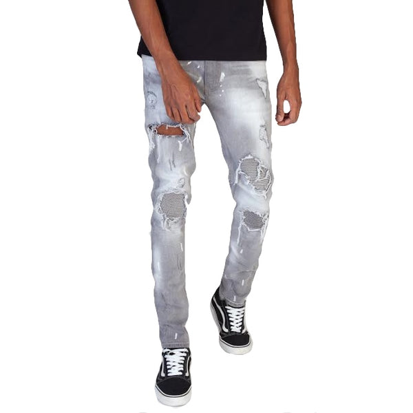 KDNK 'Cool Grey' JEANS