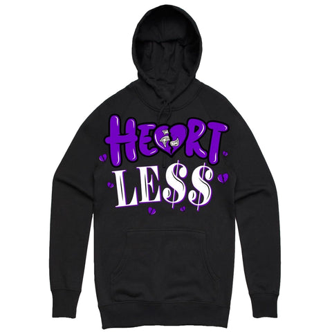 PLANET GRAPES 'Heartless' Hoodie