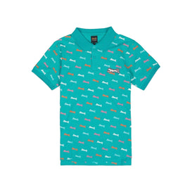 LE TIGRE 'COLORBLOCK' Polo