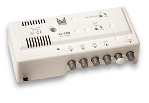 AI-400 4 way Amplifier
