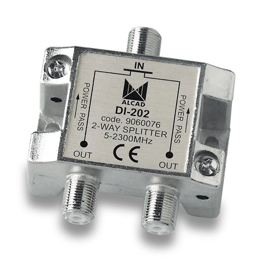 DI-202   IF Splitter 2 out with DC path