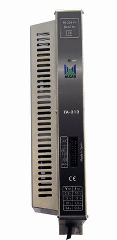 FA-312 Power supply for 8 TT-201 or 7 TT-211