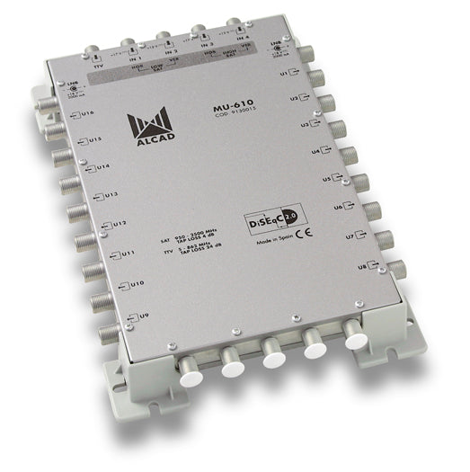 MU-610 Radial multiswitch