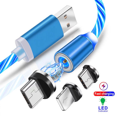 Pulsating 3 in 1 LED Charger