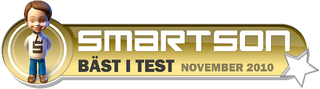 Smartson Best In Test 2010