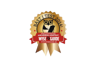 Wise Guide Award 2014