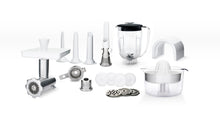 Load image into Gallery viewer, Assistent Original Food Mixer - Jubilee Silver - Deluxe