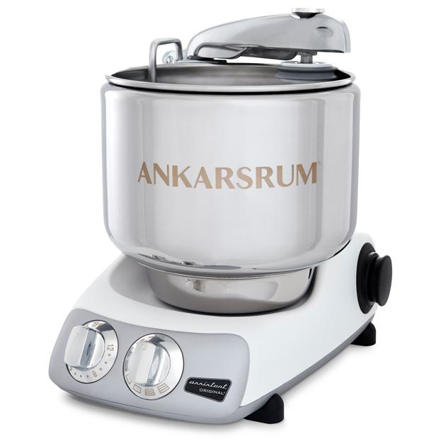 Assistent Original Food Mixer - Mineral White - Deluxe