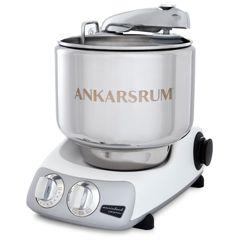 Ankarsrum Assistent Original Food Mixer Mineral White