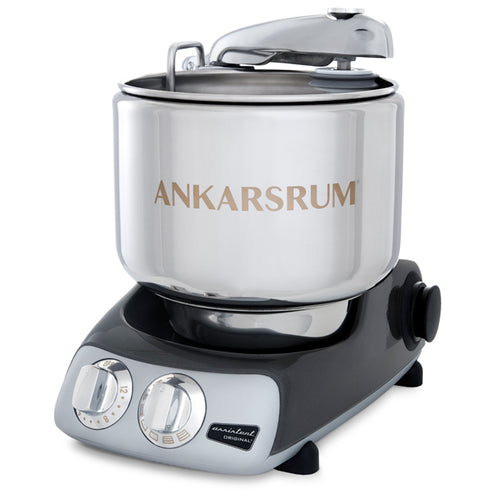 Ankarsrum Assistent Original Food Mixer Black Chrome