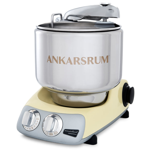 Ankarsrum Assistent Original Food Mixer Cream