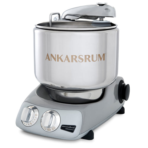 Ankarsrum Assistent Original Food Mixer Jubilee Silver