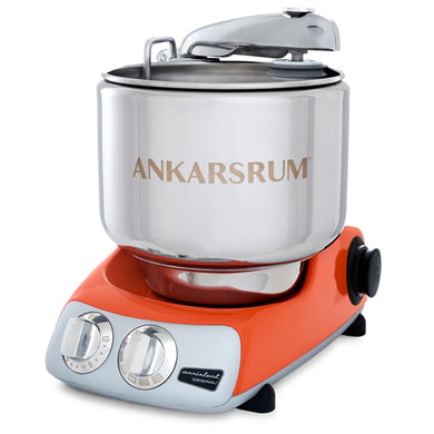 Ankarsrum Assistent Original Food Mixer Pure Orange