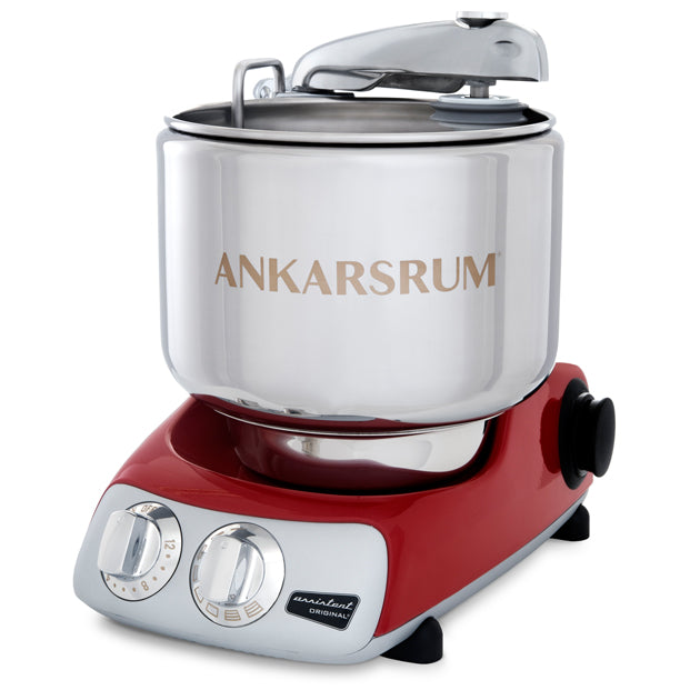 Ankarsrum Assistent Original Food Mixer Red