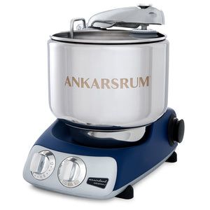 Ankarsrum Assistent Original Food Mixer Royal Blue