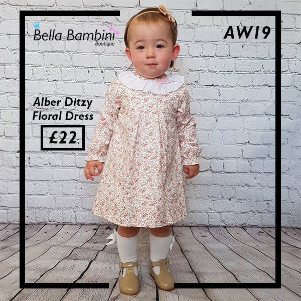 AW 19 Spanish Childrenswear Has Arrived!